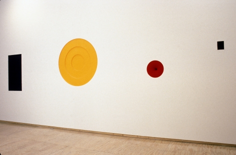 Patrick Painter Editions installation view 2