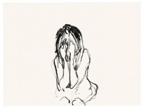 TRACEY EMIN She kept crying, 2012