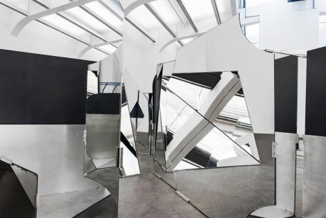 Liu Wei, Colors, Installation view, Ullens Center for Contemporary Art, Beijing