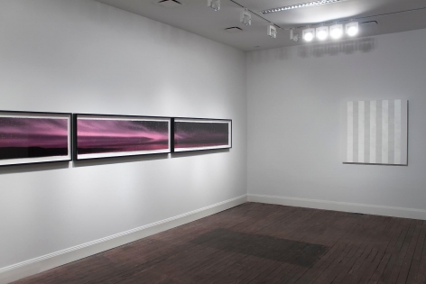 Summer Group Show: Mary Corse, Teresita Fernández, Maya Lin Installation view 4