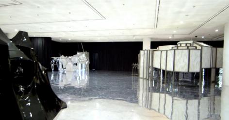 Lee Bul, Installation at Artsonje Center, Seoul
