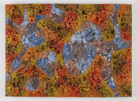 """阿什莉·æ¯""""å…‹é"""" Abstract Painting 2, 2013"""