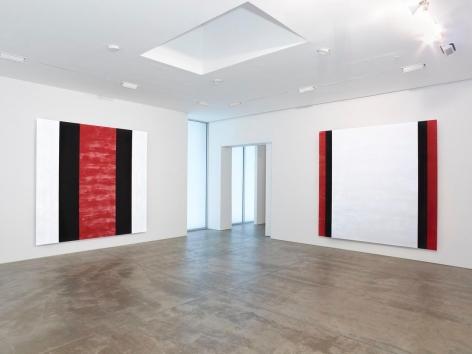 瑪麗·ç§'西 裝置 紐約立木畫廊