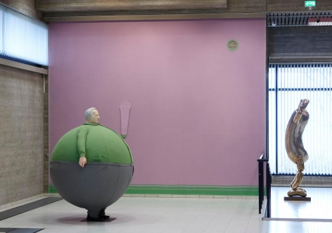 Erwin Wurm: Disruption