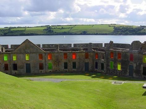 Charles Fort Kinsale, Ireland