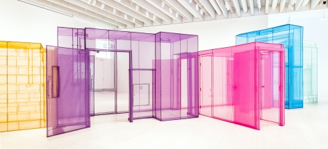 Do Ho Suh: Passage/s, Installation view, Bildmuseet, Umea University, Stockholm, Sweden, 2017–2018