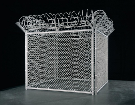 LIZA LOU, Security Fence, 2005