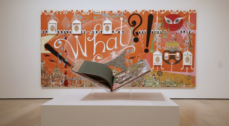 Lari Pittman: Why Painting?, Hammer Museum