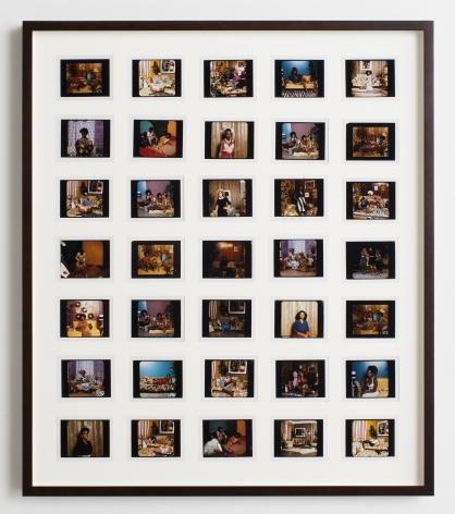 MICKALENE THOMAS Polaroid Series #2, 2012