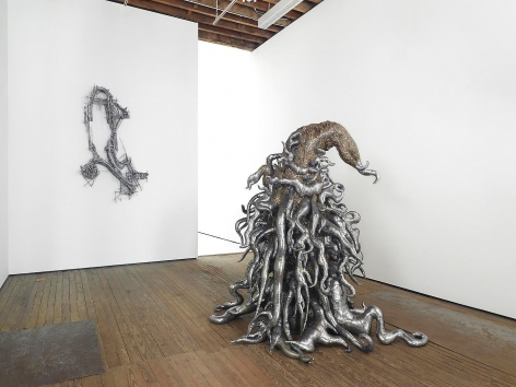 LEE BUL Installation view 2