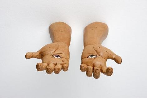 EFRAIM ALMEIDA Mãos (milagre), 2010