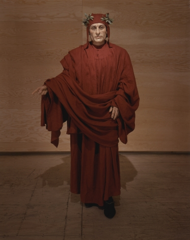 JEFFREY VALLANCE, Dante, 2000