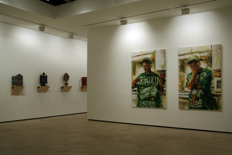 PARTIAL RECALL Installation View 4