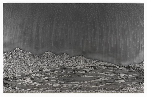 TERESITA FERNANDEZ Nocturnal (Diamond Sky), 2009