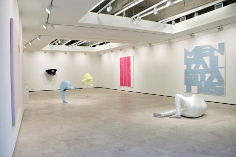 歐文·æ²ƒå§†,gulp 裝置 美國紐約立木畫廊 Lehmann Maupin, 540 West 22nd Street, New York