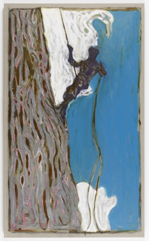 BILLY CHILDISH Kurz Descending (Study), 2011