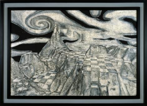 RICHARD ARTSCHWAGER, Pastoral IV, 1999