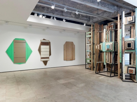 LIU WEI Installation view 1