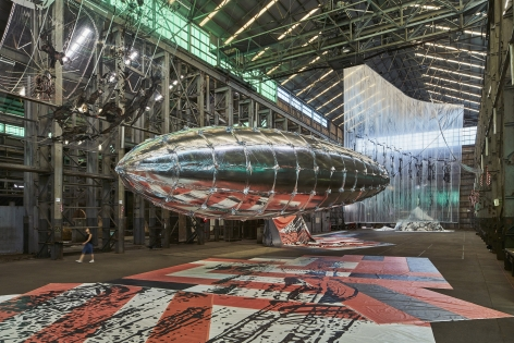 Lee Bul Willing To Be Vulnerable, 2015–2016