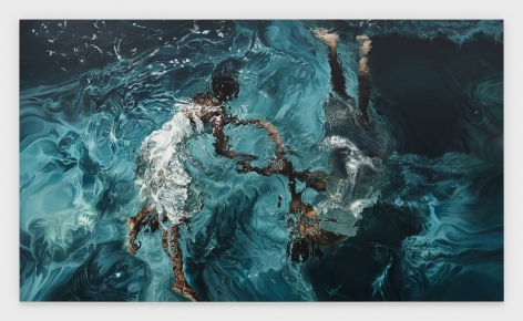 CALIDA RAWLES, The Space in Which We Travel, 2019
