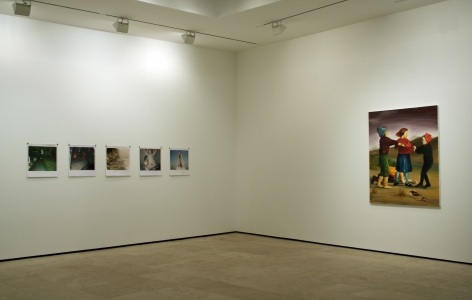 PARTIAL RECALL Installation View 1