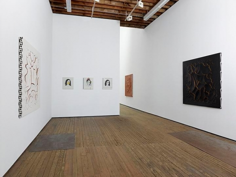 Adriana Varejão, Kindred Spirits Installation view 5