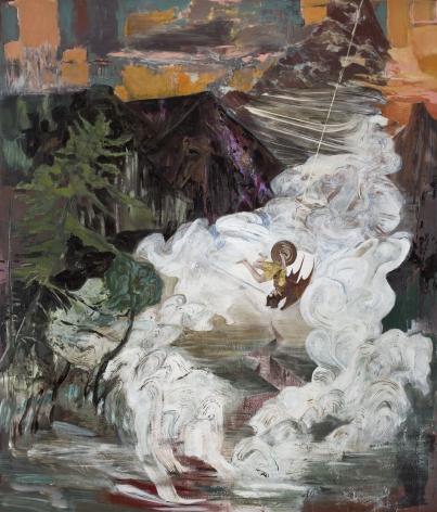 HERNAN BAS, The Expulsion (or, The Rebel), 2011