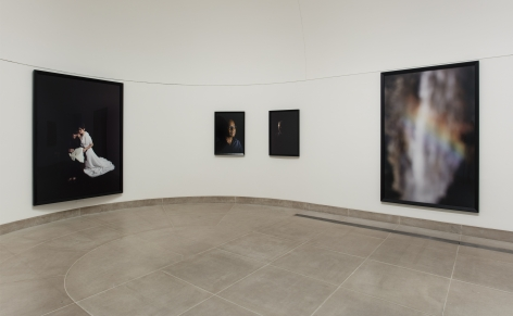 Catherine Opie: Portraits, Installation view, Hammer Museum, Los Angeles, CA