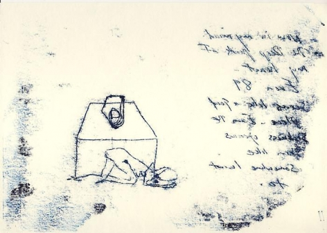 TRACEY EMIN Now in my mind, 2009