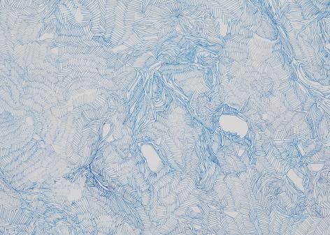 MANDY EL-SAYEGH, Window 4 (detail), 2018