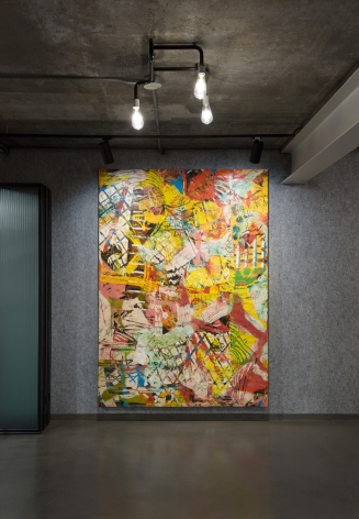 Angel Otero: Piel de Luna Installation view 4