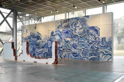 Adriana Varejao: Chambre d'échos