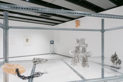 Installation view Hayward Gallery, 2018