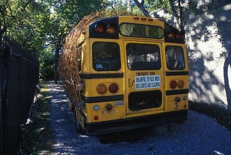 NARI WARD Bus Park, 2002
