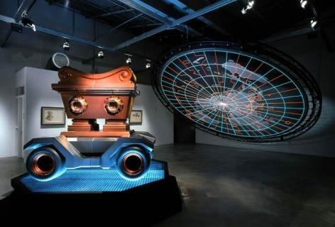 JULIAN LAVERDIERE Museum of Contemporary Art, Miami