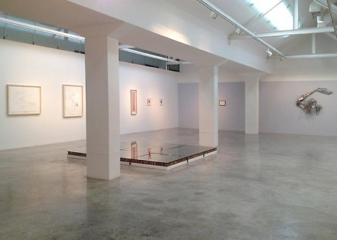 Lehmann Maupin at Singapore Tyler Print Institute (STPI) Installation view 2