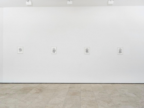 Tim Rollins and K.O.S.: On the Origin Installation view 4