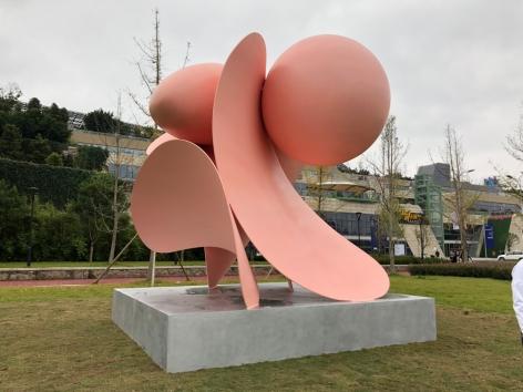 Liu Wei, Microworld, 2018