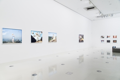 Alex Prager Installation view