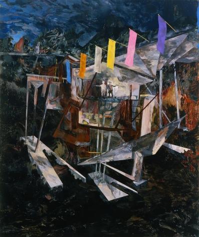 赫爾南·å·´æ–¯ The soap box in his mind, 2009
