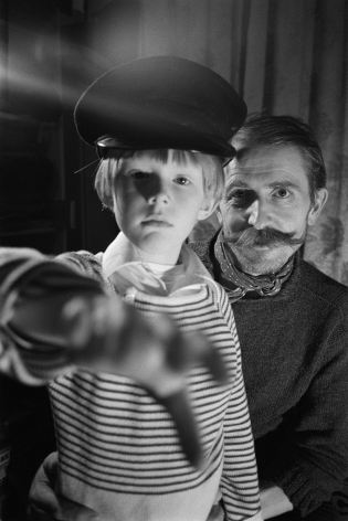 BILLY CHILDISH, Father and Son. Chatham, circa 2005, 2005