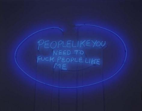 People Like You Need to Fuck People Like Me, 2002