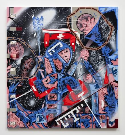 LARI PITTMAN, Nocturne #4, 2015