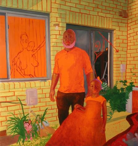 ARCMANORO NILES, The Prize, 2017