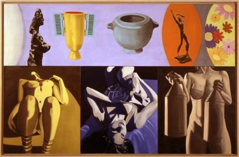 Shuttered Vase, 2002