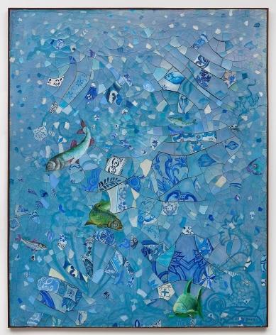 阿德里安娜·瓦萊喬 Miracle of the Fish, 1991