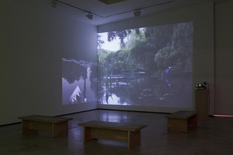 I Followed You into the Water , 	Installation View,  540 West 26th Street