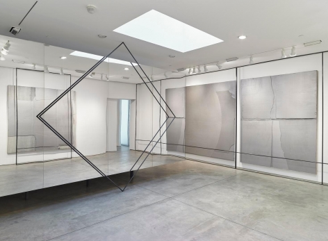 LIU WEI Installation view 3