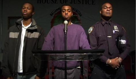 NARI WARD Father and Sons, 2010