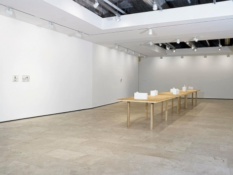 Tracey Emin: I Followed You To The Sun Installation view 1